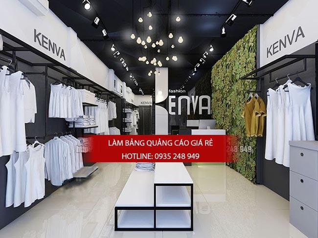 10 mau bang hieu ao quan thoi trang dep 9 - 10 mẫu bảng hiệu thời trang đẹp quận Tân Phú