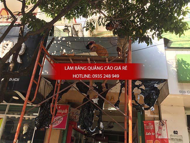 lam bang hieu quang cao tai quan 3 5 - Làm bảng quảng cáo tại quận 3, TPHCM