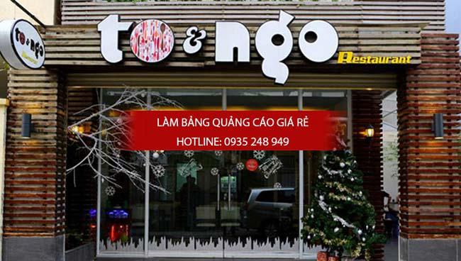 lam bang hieu quang cao tai quan 3 8 - Làm bảng quảng cáo tại quận 3, TPHCM