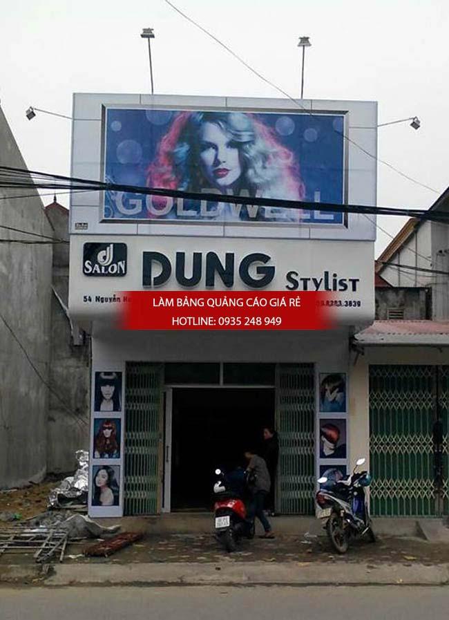 mau bang hieu salon toc dep quan tan phu 1 - Làm bảng hiệu salon tóc quận Tân Phú