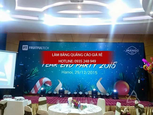 thi cong backdrop chuyen nghiep 3 - Thi công backdrop sân khấu giá rẻ tại quận Tân Bình