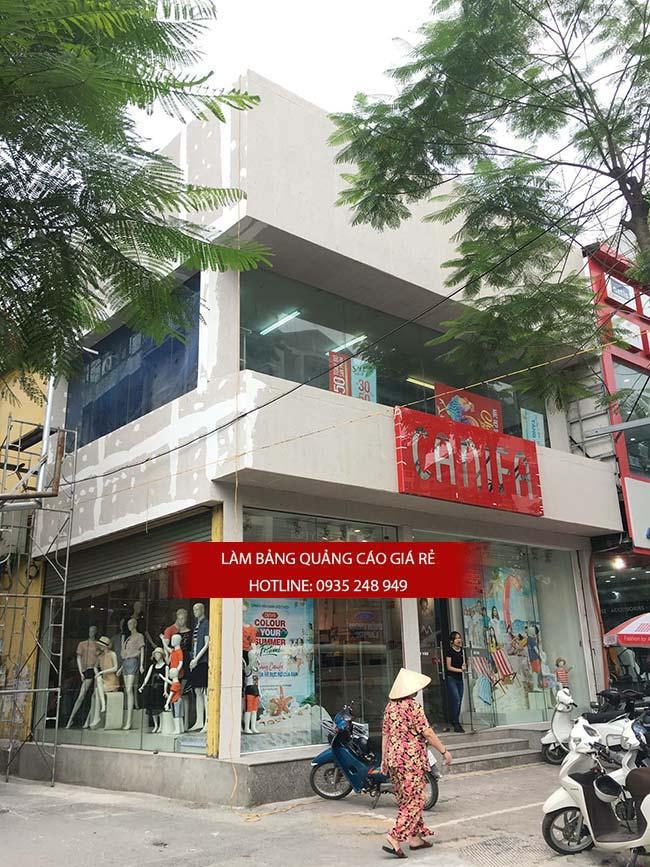 bang hieu shop thoi trang 2 - Làm bảng hiệu quận Bình Tân