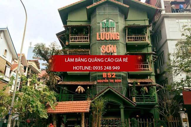 lam bang hieu alu nha hang 4 - Làm bảng hiệu quận 10 giá rẻ