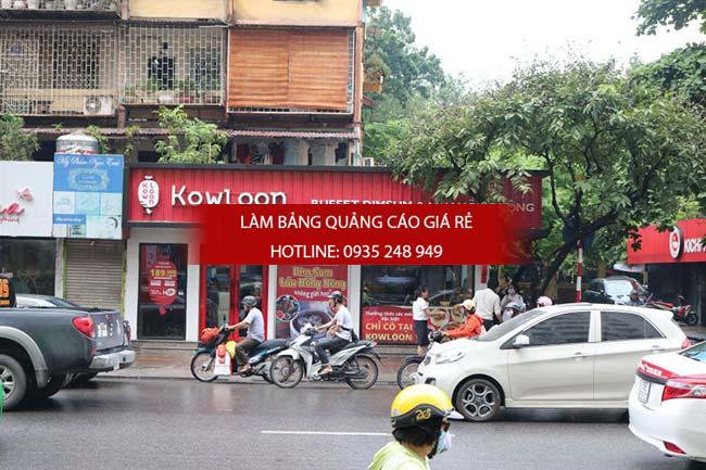 lam bang hieu alu nha hang 7 - Làm bảng hiệu quận 10 giá rẻ
