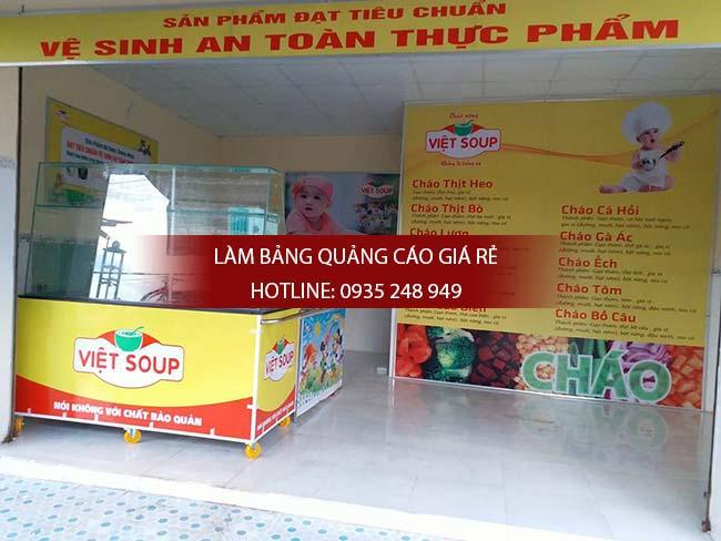 lam bang hieu chao dinh duong 6 - Làm bảng hiệu quận Bình Tân
