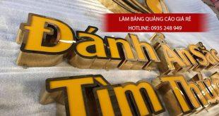 lam bang hieu chu inox 67 310x165 - # Làm chữ nổi inox giá rẻ quận Bình Tân và quận Tân Phú