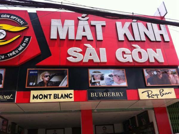 lam bang hieu mat kinh 12 - Làm bảng hiệu quảng cáo giá rẻ tại đường Hậu Giang quận 6