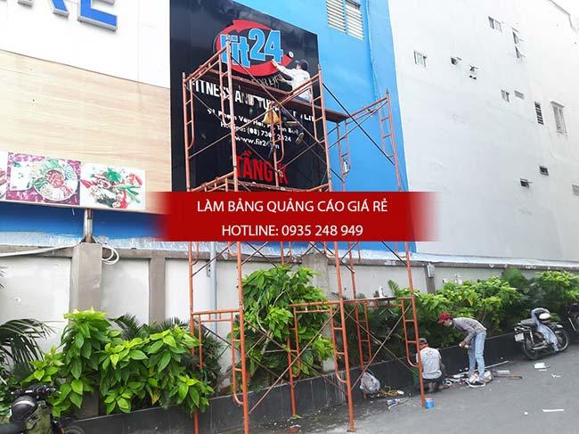 lam bang hieu phong tap gym 1 - Làm bảng hiệu phòng tập gym