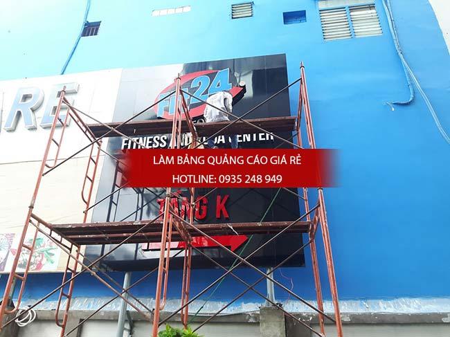 lam bang hieu phong tap gym 6 - Làm bảng hiệu phòng tập gym