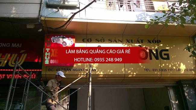 lam bang hieu quan Binh Thanh 15 - Làm bảng hiệu quận Bình Thạnh