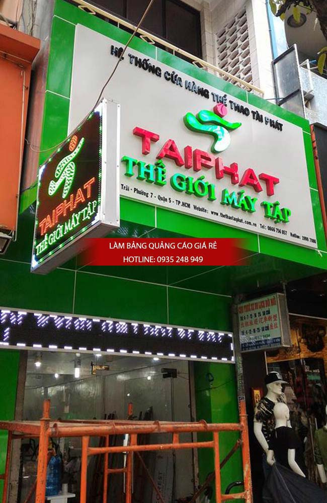 lam bang hieu quan Binh Thanh 16 - Làm bảng hiệu quận Bình Thạnh