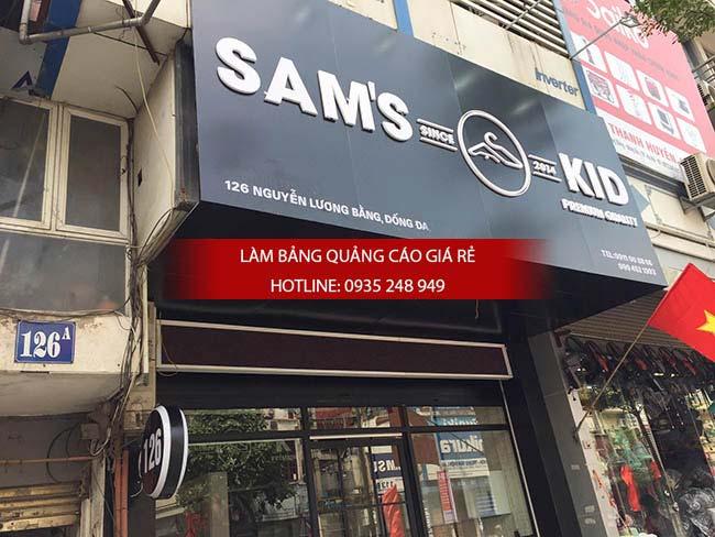 lam bang hieu quan Go Vap 16 - Làm bảng hiệu quận Gò Vấp