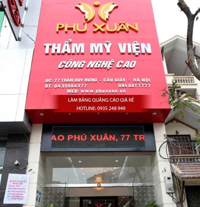lam bang hieu quan Tan Binh 4 - Làm bảng hiệu quận Tân Bình