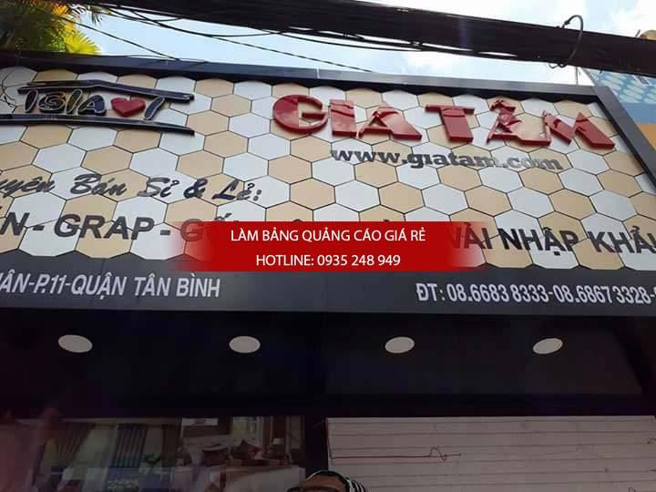 lam bang hieu quan Tan Binh 7 - Làm bảng hiệu quận Tân Bình