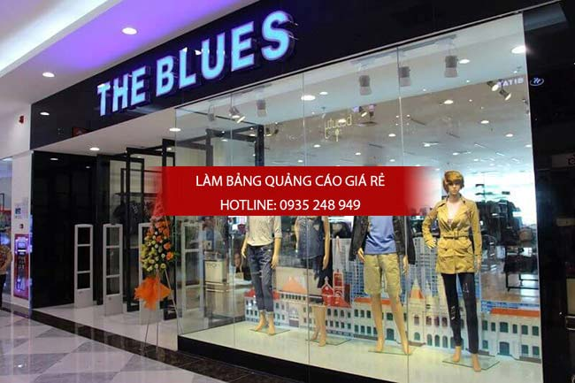 lam bang hieu quang cao 1 - Làm bảng hiệu hộp đèn quận Tân Phú
