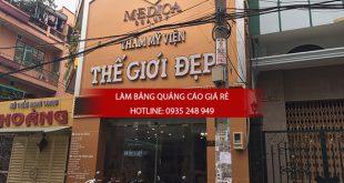 Làm bảng hiệu quận Bình Tân