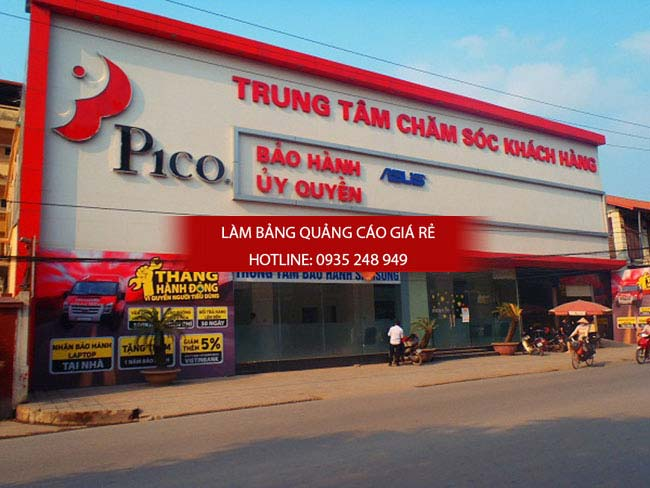 lam bang hieu tai quan 3 5 - Làm bảng hiệu quảng cáo quận 3