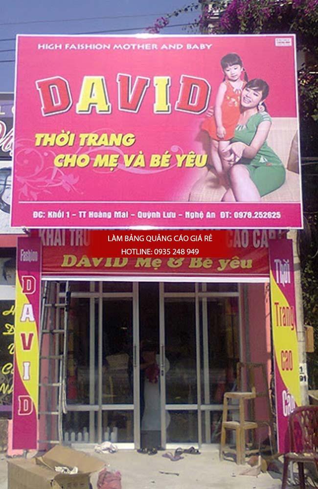 lam bang hieu thoi trang 3 - Làm bảng hiệu thời trang
