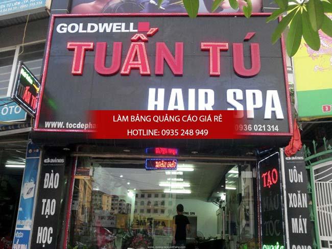 lam bang hieu tiem toc 14 - Làm bảng hiệu salon tóc đẹp tại quận 10