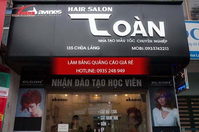 lam bang hieu tiem toc 19 - Làm bảng hiệu salon tóc đẹp tại quận 10