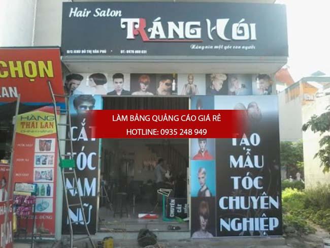 lam bang hieu tiem toc 9 - Làm bảng hiệu salon tóc đẹp tại quận 10