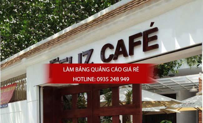 lam bien hieu cafe gia re tai hcm bien hieu cafe dep 7 Copy - Làm bảng hiệu cafe tại tp hcm