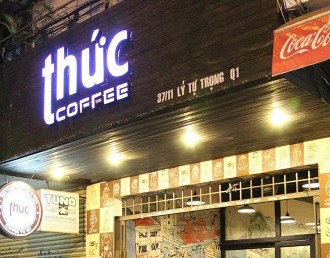 mau bang hieu cafe dep 1 - Những mẫu bảng hiệu cafe đẹp