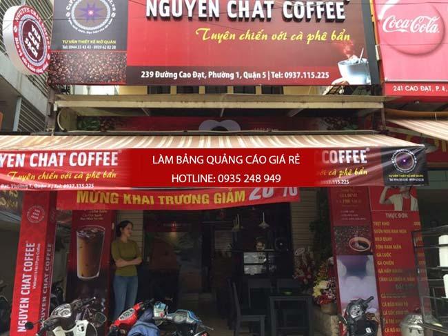 mau bang hieu cafe dep 2 - Những mẫu bảng hiệu cafe đẹp