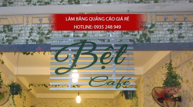 mau bang hieu cafe dep 6 - Những mẫu bảng hiệu cafe đẹp