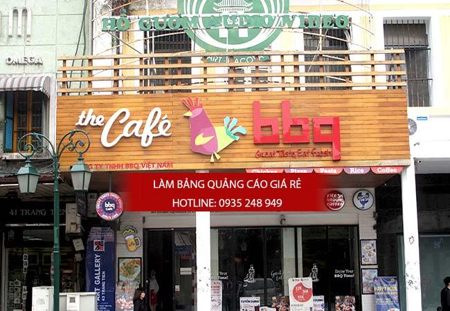 Những mẫu bảng hiệu cafe đẹp