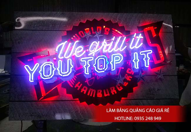 nhung mau bang hieu cafe dep 6 - Làm bảng hiệu hộp đèn quận Tân Phú
