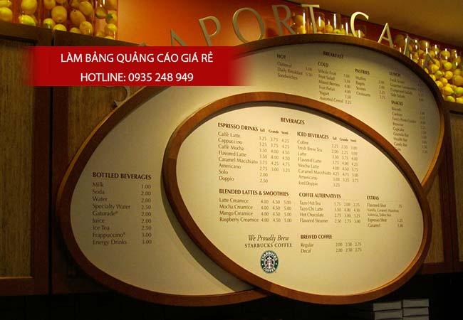 nhung mau bang hieu cafe dep 7 - Những mẫu bảng hiệu cafe đẹp
