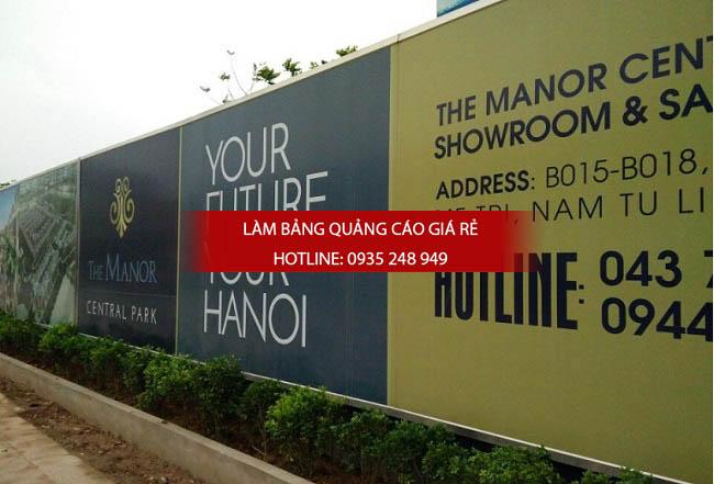 thi cong hang rao cong trinh 11 - Hàng rào xây dựng