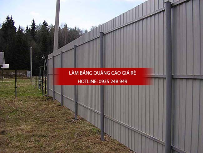 thi cong hang rao cong trinh 4 - Hàng rào xây dựng
