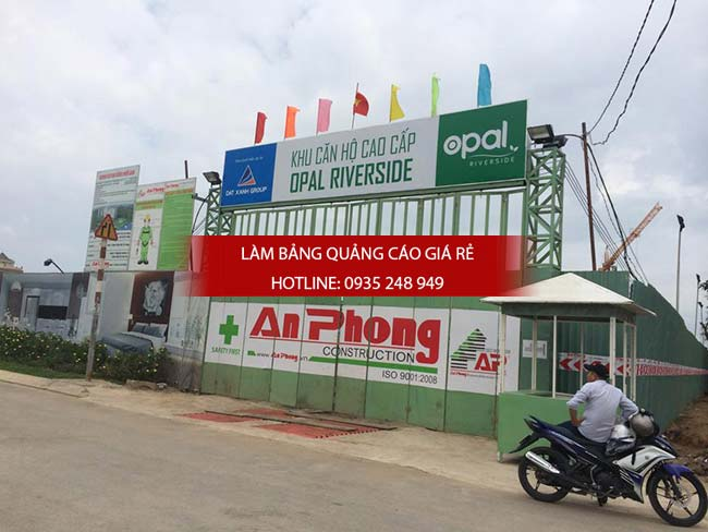 thi cong hang rao cong trinh 5 - Hàng rào xây dựng