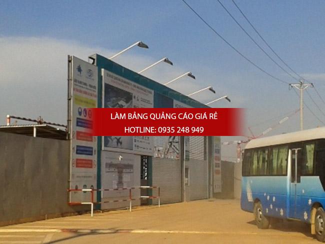thi cong hang rao cong trinh 8 - Hàng rào xây dựng