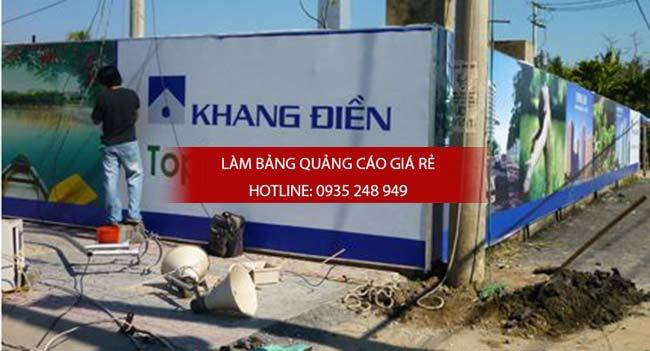 thi cong hang rao cong trinh 9 - Hàng rào xây dựng