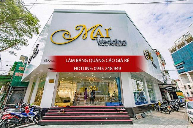 mau bang hieu ao cuoi dep 36 - 39 mẫu bảng hiệu áo cưới đẹp