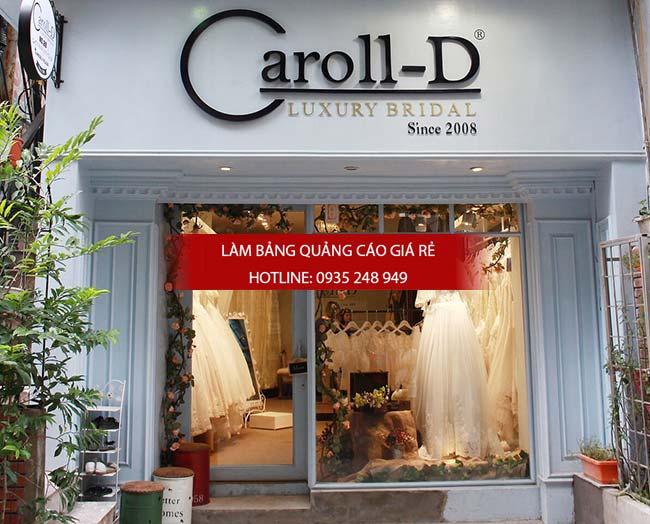 mau bang hieu ao cuoi dep 41 - 39 mẫu bảng hiệu áo cưới đẹp