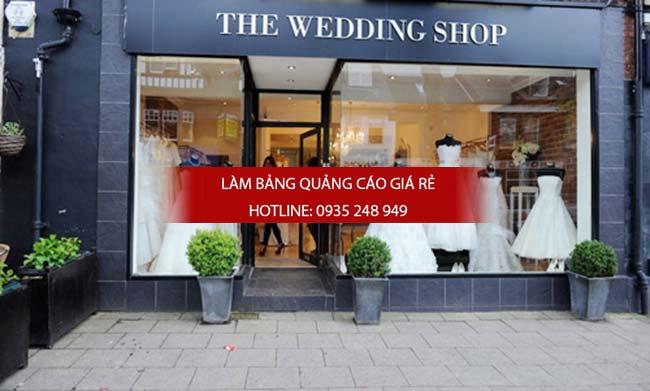 mau bang hieu ao cuoi dep 44 - 39 mẫu bảng hiệu áo cưới đẹp