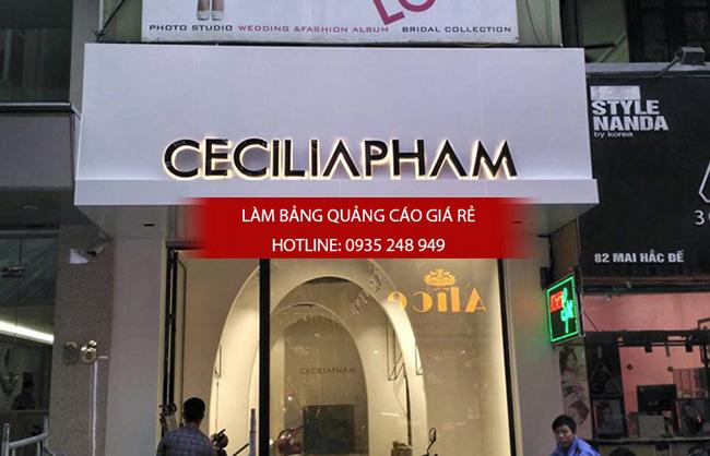 mau bang hieu ao cuoi dep 46 - 39 mẫu bảng hiệu áo cưới đẹp