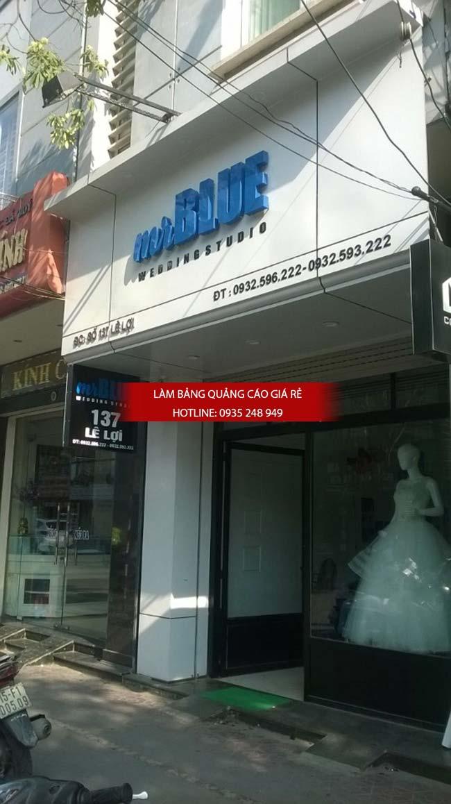 mau bang hieu ao cuoi dep 47 - 39 mẫu bảng hiệu áo cưới đẹp