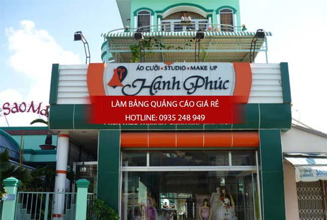 mau bang hieu ao cuoi dep 54 - 39 mẫu bảng hiệu áo cưới đẹp