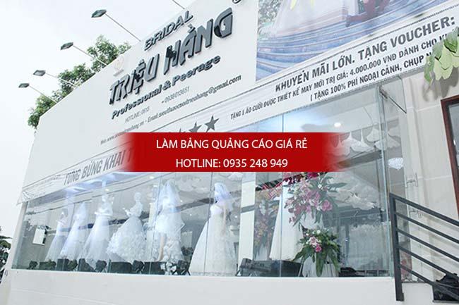 mau bang hieu ao cuoi dep 55 - 39 mẫu bảng hiệu áo cưới đẹp