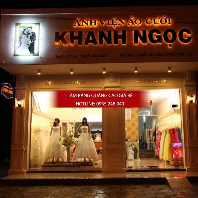 mau bang hieu ao cuoi dep 64 - Làm bảng hiệu giá rẻ tại quận Tân Bình TPHCM