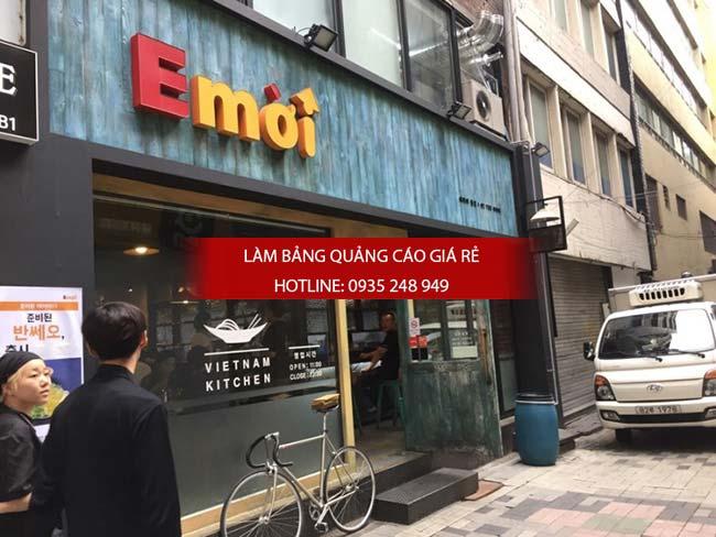 mau bang hieu nha hang 10 - 10 mẫu bảng hiệu nhà hàng đẹp