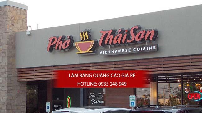 mau bang hieu nha hang 2 - 10 mẫu bảng hiệu nhà hàng đẹp