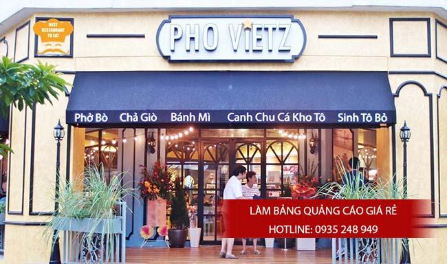 mau bang hieu nha hang 4 - 10 mẫu bảng hiệu nhà hàng đẹp