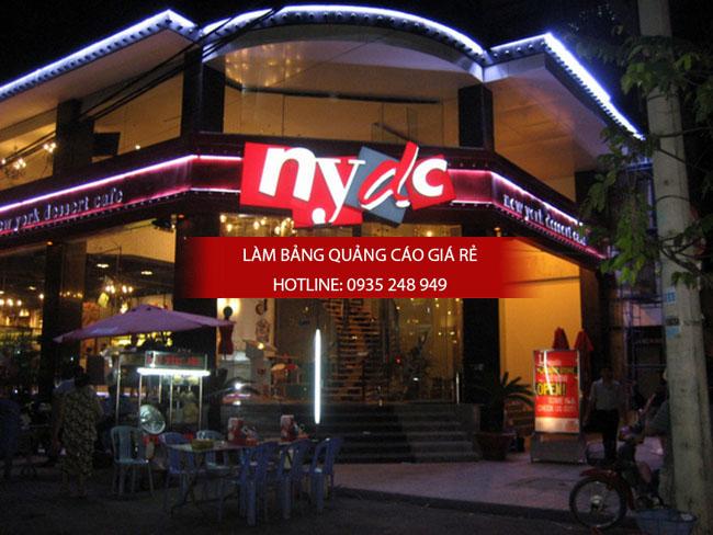 mau bang hieu quan an nha hang dep 13 - Làm bảng hiệu quán ăn nhà hàng đẹp