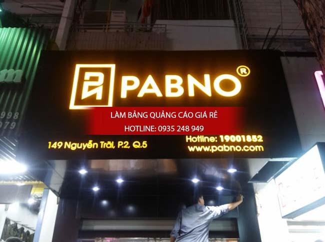 mau bang hieu shop thoi trang dep 11 - Làm bảng hiệu quảng cáo đường Tân Hòa Đông quận Bình Tân